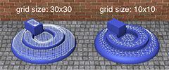Setting 'grid width, grid height'